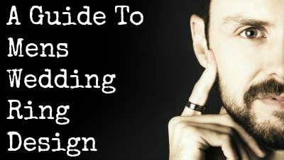 A Guide To Mens Wedding Ring Design